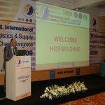 VIII. Uluslararası Lojistik ve Tedarik Zinciri Kongresi, İstanbul'da Yapılacak