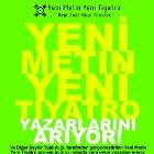 `Yeni Metin Yeni Tiyatro` Projesi Oyun Yazarlarını Arıyor!