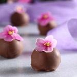Annenizin Kalbini Çalacak Hediye: Marie Antoinette Chocolatier'den Menekşeli Trüf ve Gül Çikolata