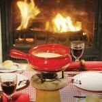 Chalet Restoran'da İsviçre'nin Geleneksel Lezzeti `Fondü` Günleri