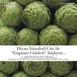 Divan İstanbul City'de Enginar Günleri Başlıyor