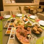 Armutlu'da Farkedilir Bir Kahvaltı