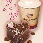 Sevgililer Günü'nde Aşkın En Tatlı Hali Gloria Jean´s Coffees´de