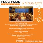Pucci Plus`da Yılbaşı Keyki - 2011