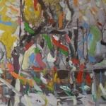 Ümit Gezgin - Kar Senfonisi Resim Sergisi