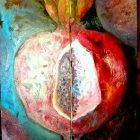 `Kırmızı` - Sevgi Çağal Resim ve Heykel Sergisi