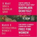 Sakıp Sabancı Müzesi, 8 Mart'ta Kadınları Ağırlıyor
