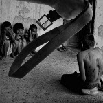 'Aile İçi Şiddetin' Fotoğrafları Sergileniyor