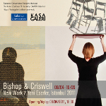 Bishop ve Criswell – Yeni Eserler, İstanbul 2011