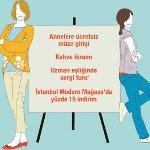 İstanbul Modern'de Annelere Özel Bir Gün