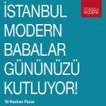 İstanbul Modern'de Babalara Özel Bir Gün