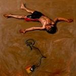 Mustafa Özel `İşte İnsan` Resim Sergisi