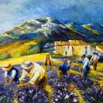 Dream Hill Business Deluxe Hotel'den ´İstanbul'da Provence Görüntüle´ Resim Sergisi!