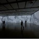 Peter Kogler'in Projeksiyon Ve Video Enstalasyonları, Amerikan Hastanesi Sanat Galerisi