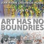 Sanat Sınır Tanımaz / Art Has No Boundries