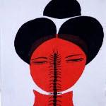 Selma Gürbüz - Siyahla Kırmızı