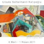 Ursula Soltermann Katipoğlu Kişisel Sergisi