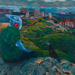 Zafer Erkan - Aklımın Köşesi Resim Sergisi