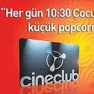 Çocuklar İçin Cinecity Sinemaları'nda Sürprizler Devam Ediyor