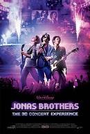 Jonas Brothers: 3 Boyutlu Konser Deneyimi