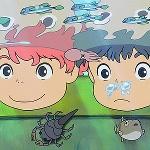 Küçük Denizkızı Ponyo