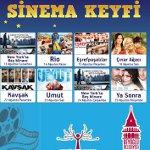 Ramazan Akşamları Beyoğlu'nda Açık Hava Sinemasıyla Güzel