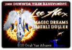 Lee Alex - Magic Dreams - Sihirli Düşler