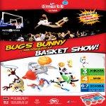 Bugs Bunny ve arkadaşları bu kez basketbol sahasında