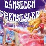 Dans Eden Prensesler - Çocuk Oyunu