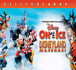 Disney on Ice - Disneyland Macerası