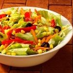 Domino's Pizza'dan Hafifleten Lezzet: Garden Salata