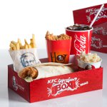 Efsanevi Lezzet Kentucky Fried Chicken, MobilHediyem`de