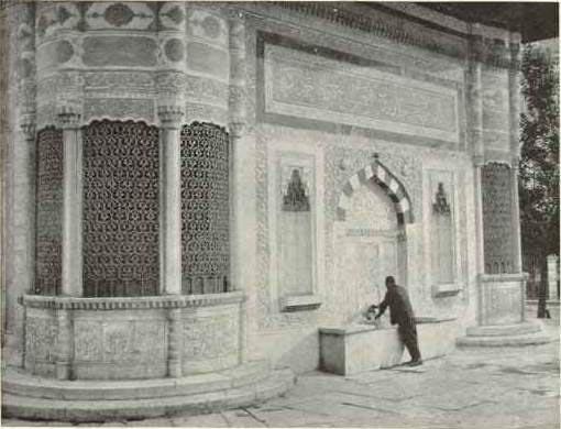 III. Ahmet Çeşmesi (Sultanahmet)