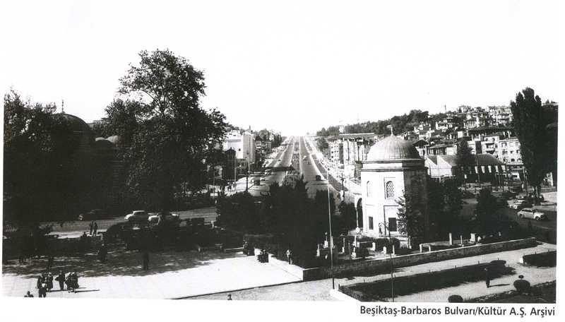 Barbaros Bulvarı (Beşiktaş)
