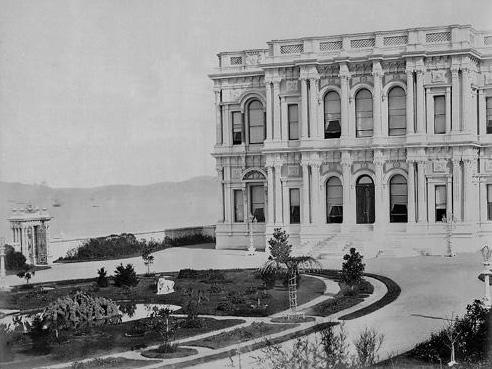 Beylerbeyi Sarayı (1870)