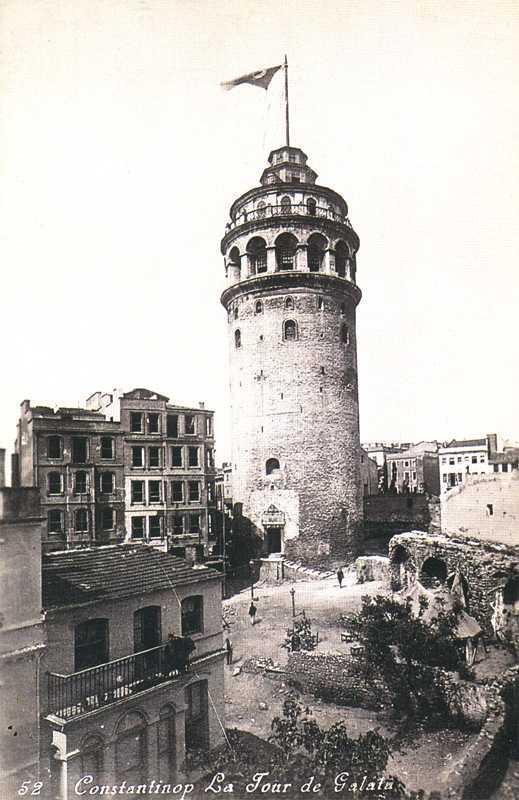 Galata Kulesi (1925)