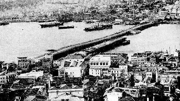 2. Galata Köprüsü (1912)
