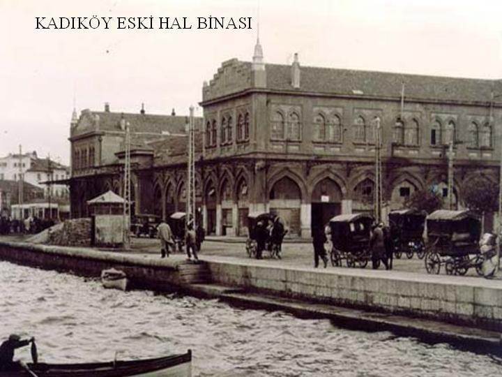 Kadıköy Eski Hal Binası