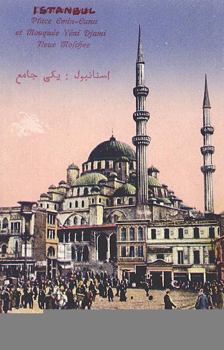 Yeni Cami (1900)