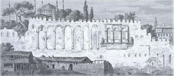 Marcellus Leo Anıtı - gravür