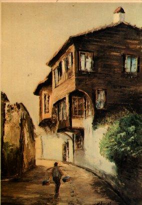 Eski İstanbul Evleri