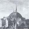 Ayasofya - gravür