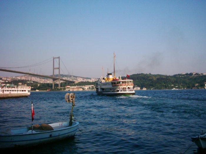 Ortaköy`den Boğaz - Ahmet Sıcakkan