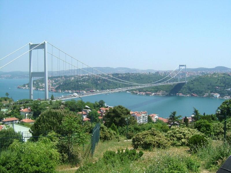 İstanbul Boğazı - Aslı Durmuş