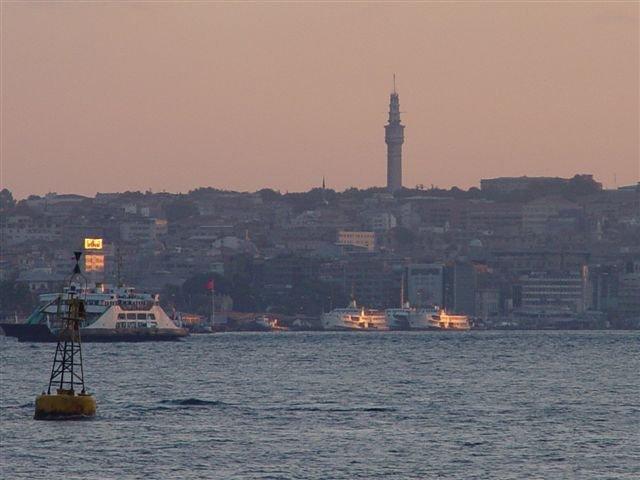 İstanbul Boğazı - Atilla Keskiner