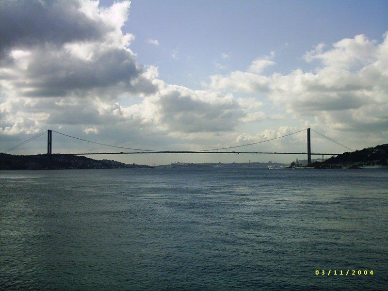 Kuleli`den Boğaz Köprüsü - Aykut