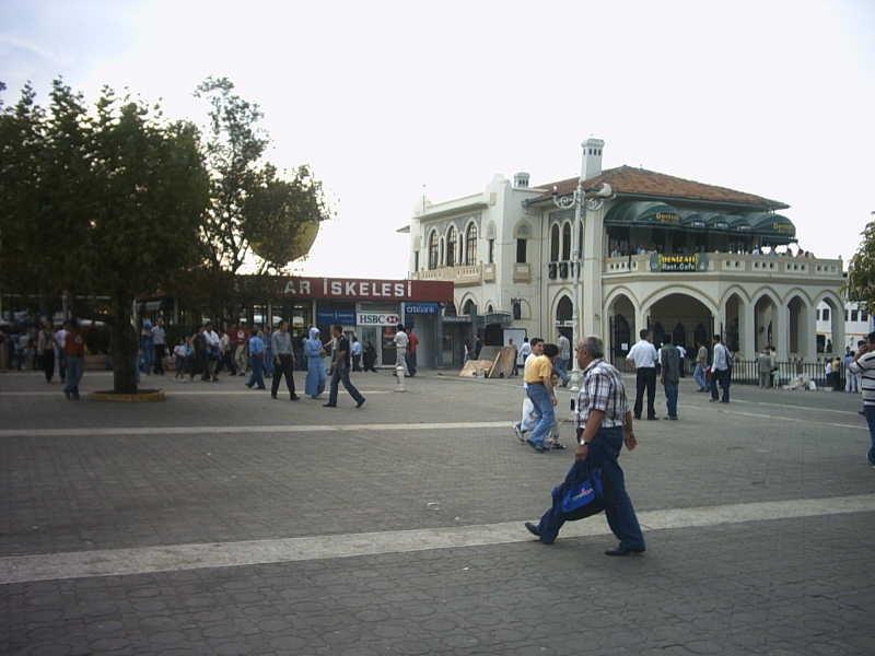 Kadıköy İskelesi - Barış Argun