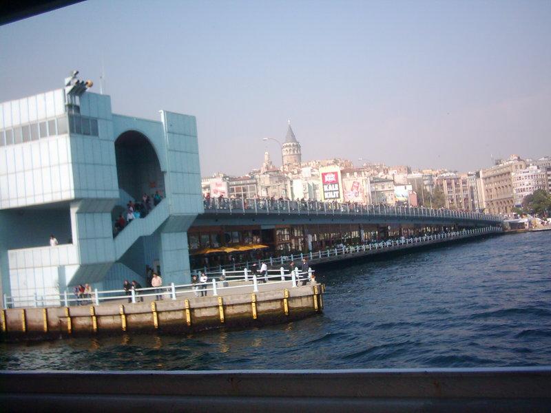 Galata Köprüsü - Behiye Taşkıran