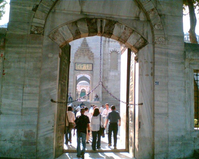 Zincirli Kapı - Bilge Baydan