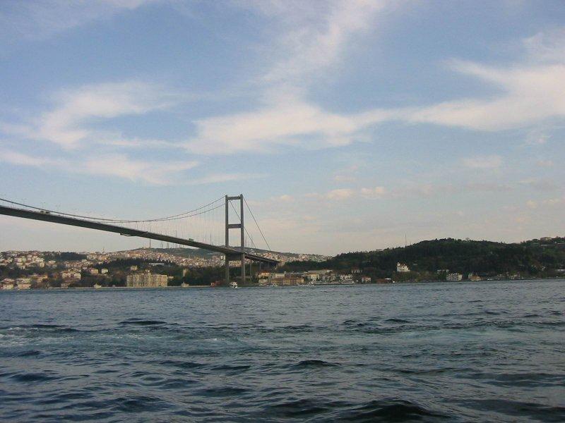 İstanbul Boğazı - Oya Sarıer